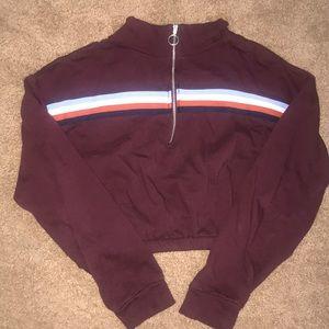 ~ cropped hoodie ~